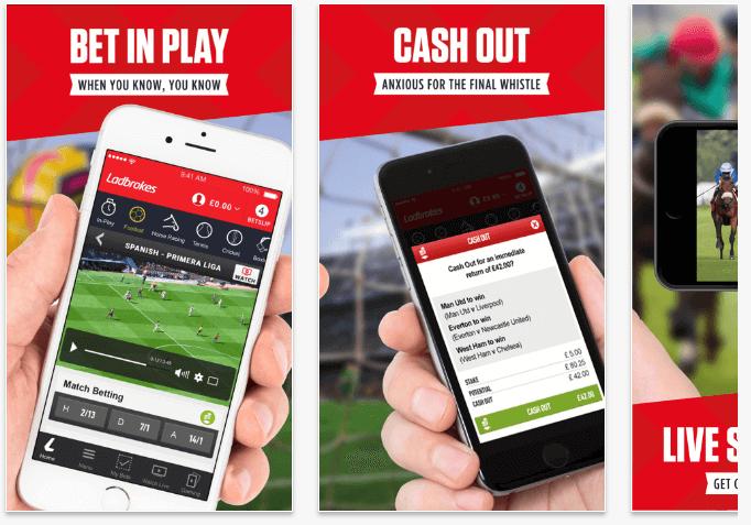Ladbrokes Mobile App