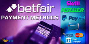 Betfair Payment Tiff