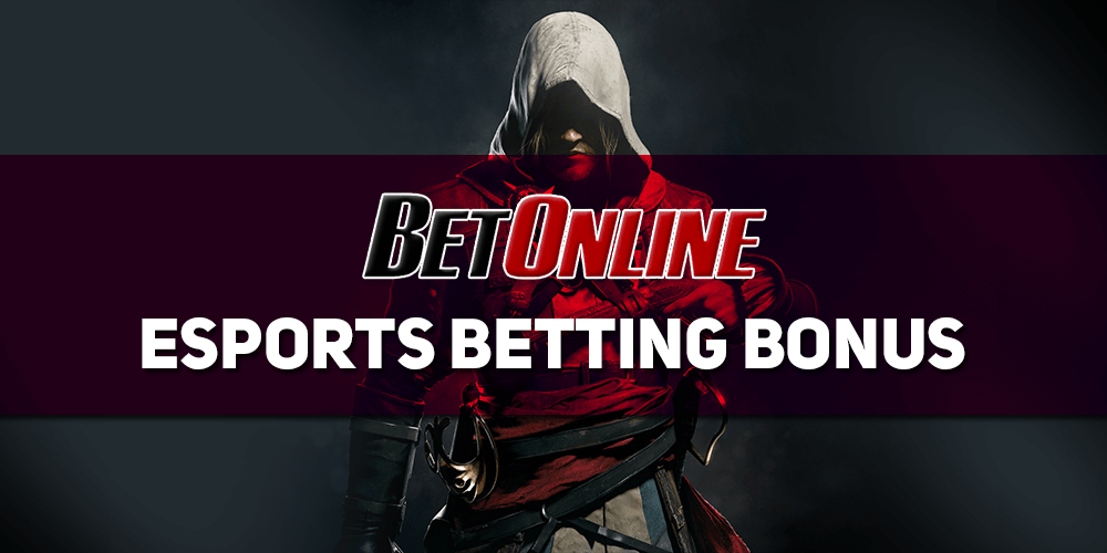 Betonline Esports Betting Bonus