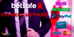 Betsafe Payment Methods