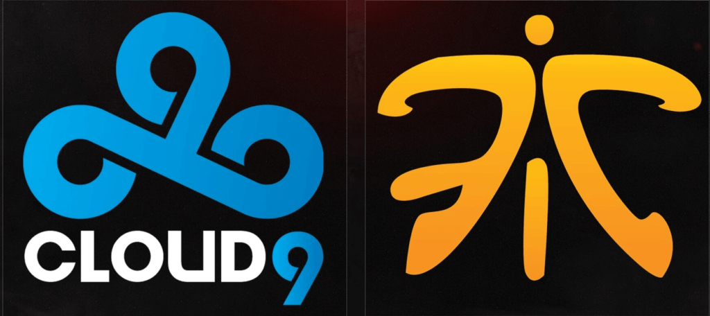 Cloud9 Vs Fnatic