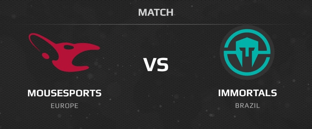 Mousesports Vs Immortals