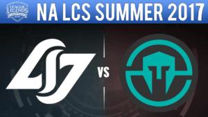 NA LCS Summer 1