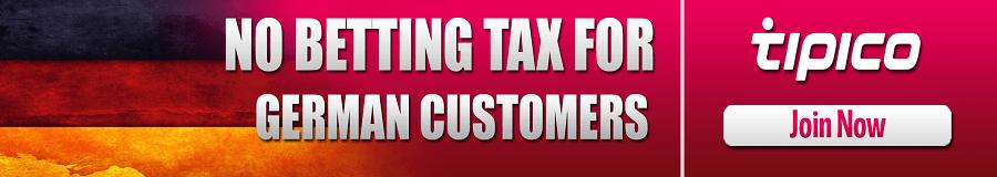 Tipico - No Tax Promo