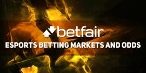 Betfair eSports Betting Markets