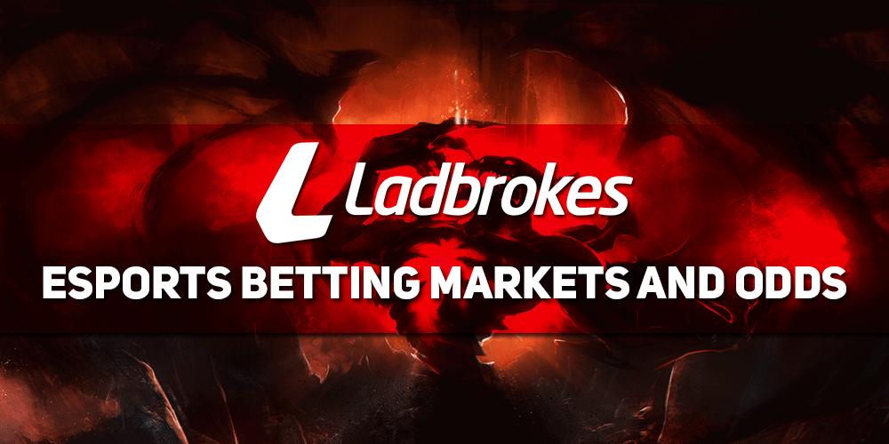 Ladbrokes Esports Betting Markets And Odds
