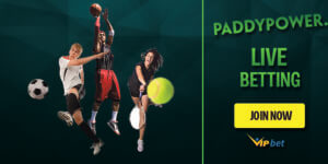 Paddy Power In-Play