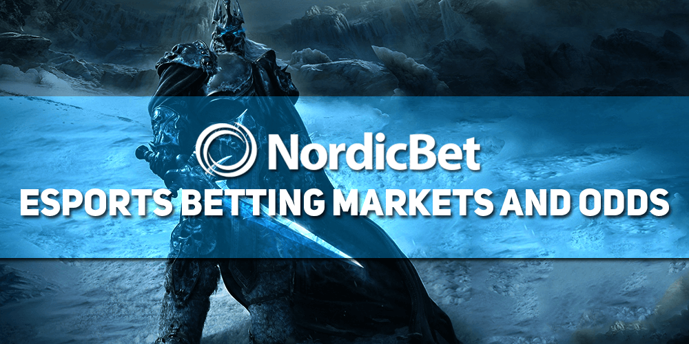 Nordicbet Esports Betting Markets And Odds
