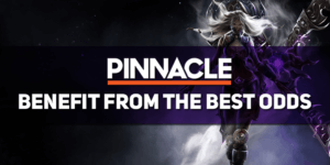 Pinnacle Benefit From The Best Odds