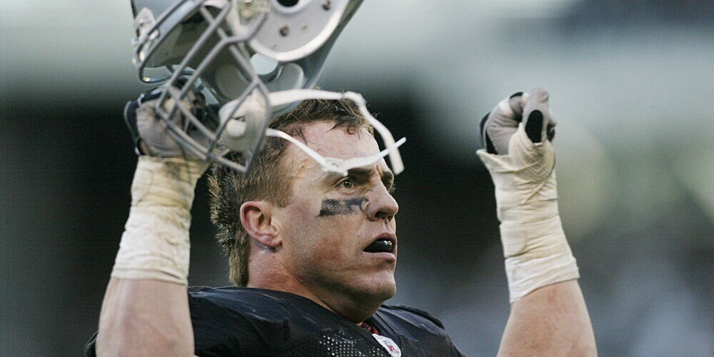 NFL Bad Boys Romanowski Scary