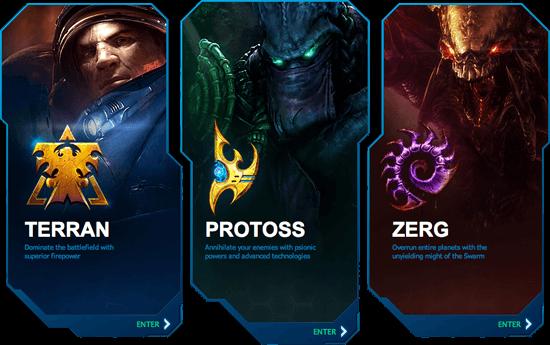 Terran Protoss Zerg1