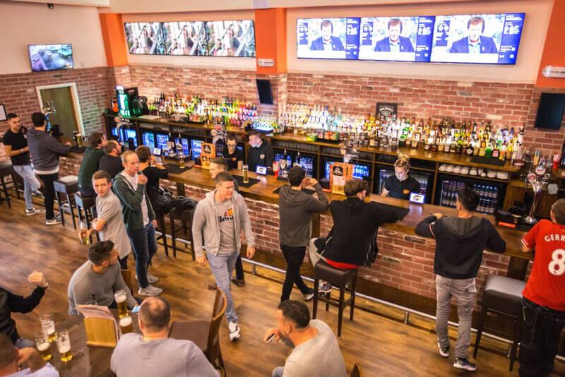 Uk Sport Bar
