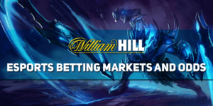 William Hill Esports Betting Markets And Odds