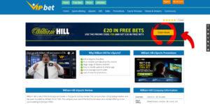 William Hill Step 1