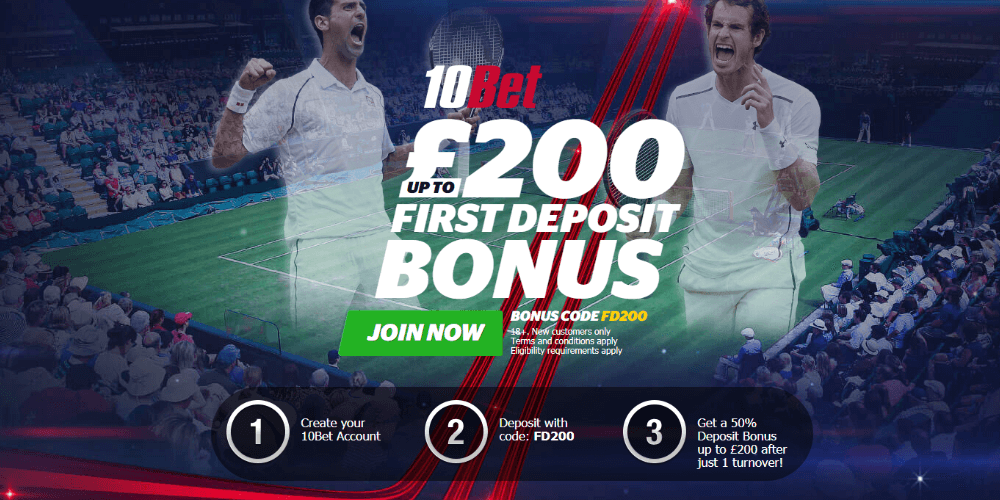 10Bet Bonus Review
