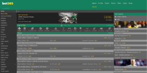 bet365 in-play betting overview