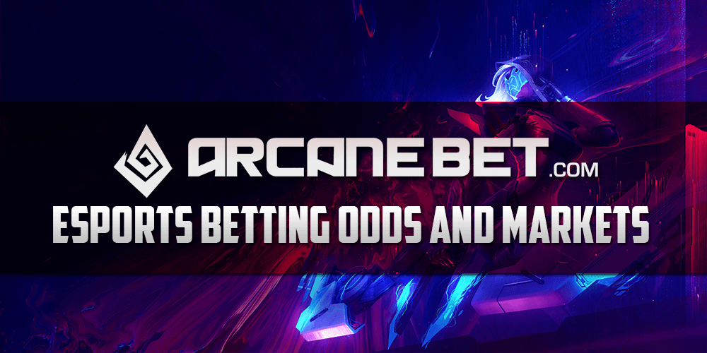 Arcanebet Esports Betting Odds And Markets