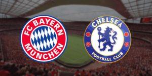 FC Bayern vs Chelsea London