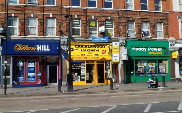 Betting Shops In UK