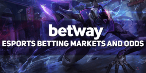 Betway Esports Betting Markets And Odds