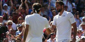 Cilic Federer Wimbledon Final