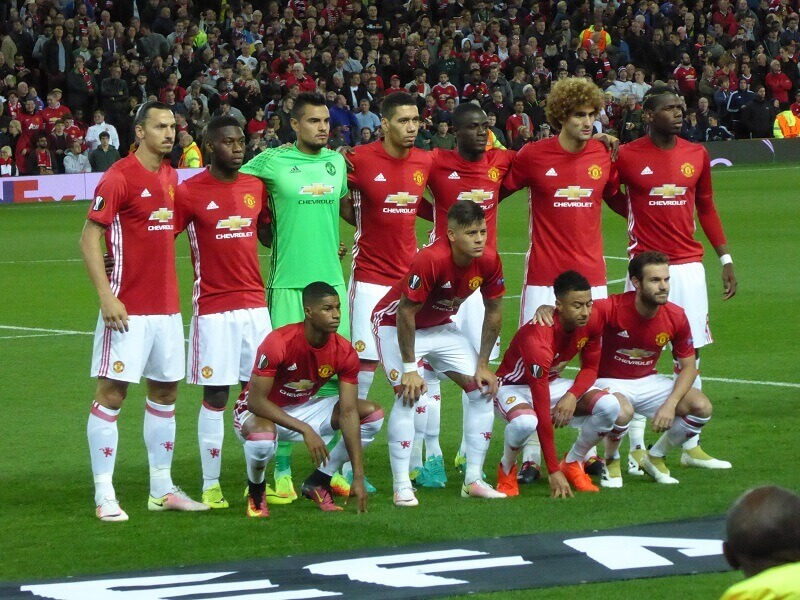 Manchester United Home Team