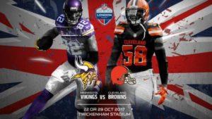Vikings Vs Browns