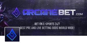 ArcaneBet ESports Betting
