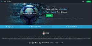 BetVictor Season Ticket Feature Image