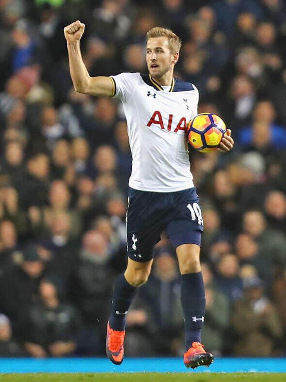 Tottenham Harry Kane 727884