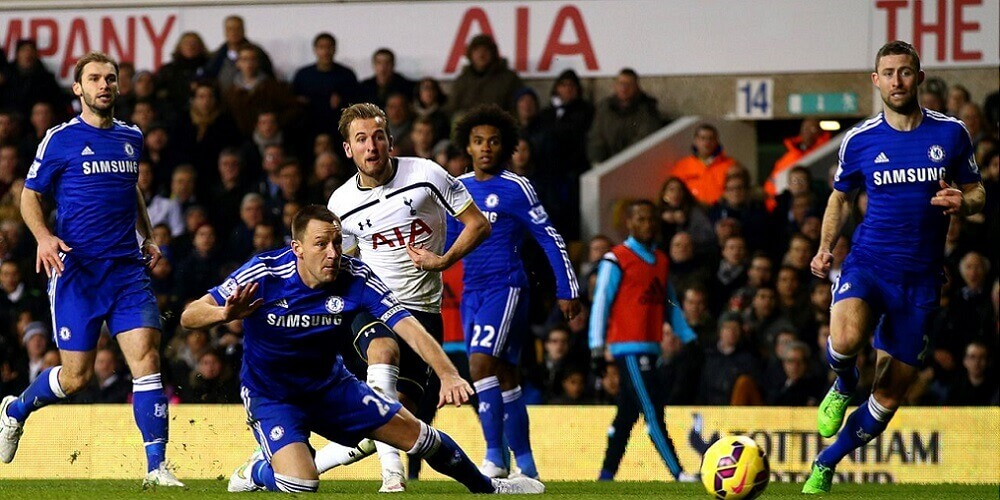 Tottenham Vs Chelsea London