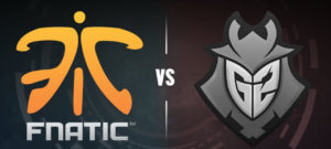 Fnatic LoL vs G2 Esports