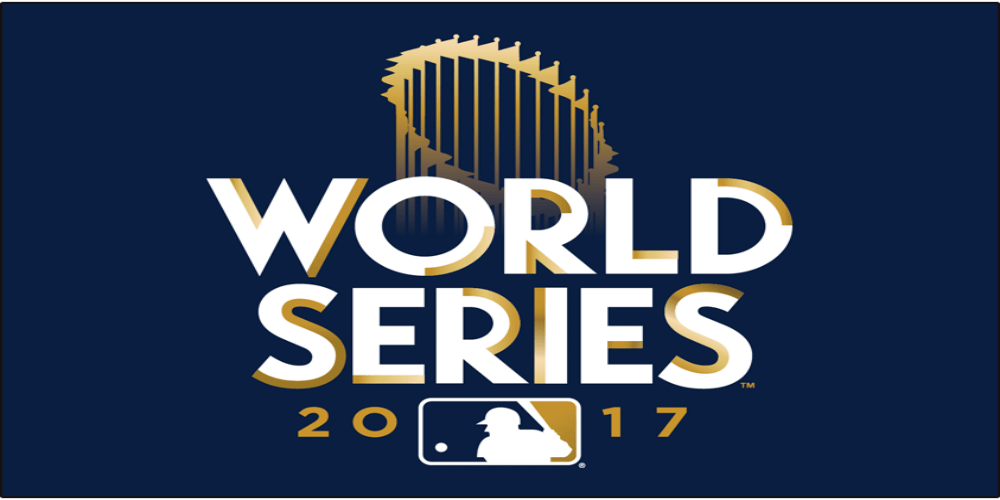 4176 Mlb World Series Primary On Dark 2017