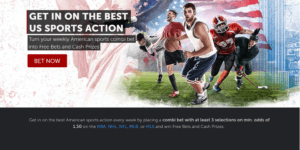 Betsafe US Sports Action Promo VIP Bet