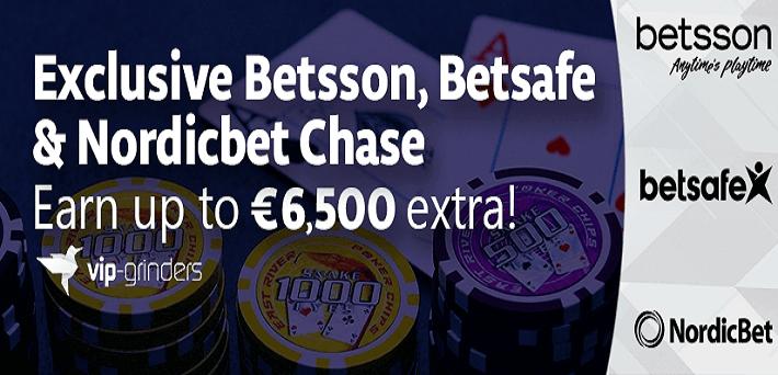 Betsson Betsafe NordicBet Chase 1