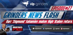 Grinders News Flash Episode 28