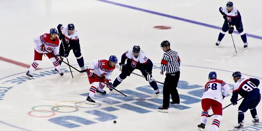 Ice Hockey Betting Guide VIP-bet Bet Types