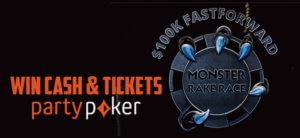 Monster Series Rake Race F ENG