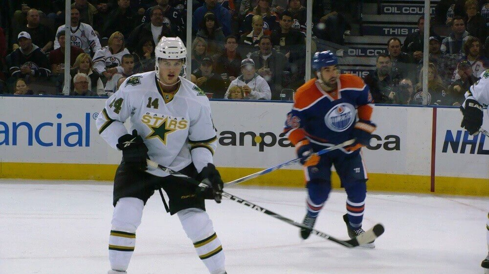 NHL Dallas Stars Edmonton Oilers VIP Bet