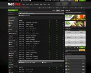NetBet ESports Overview