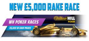 New £5000 Rake Race