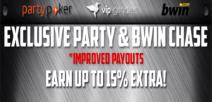 New Party Bwin Chase VIP Grinders