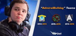 Admiral Teams