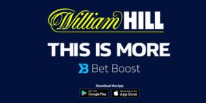 Bet Boost William Hill