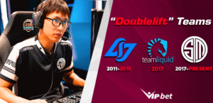 Doublelift Teams