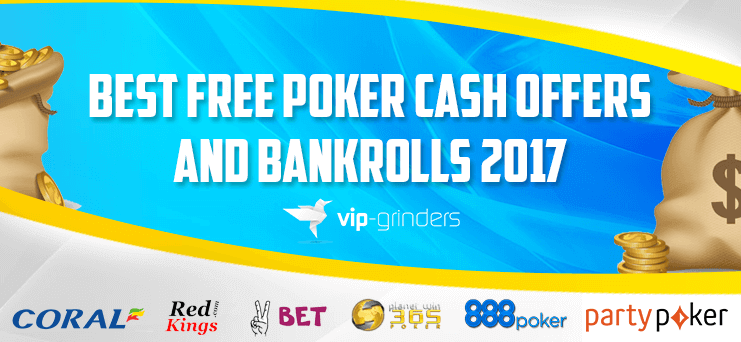 Freeroll Offers Banner Test 1
