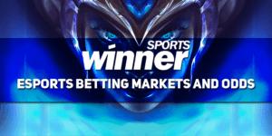 Winner Sports Esports Markets