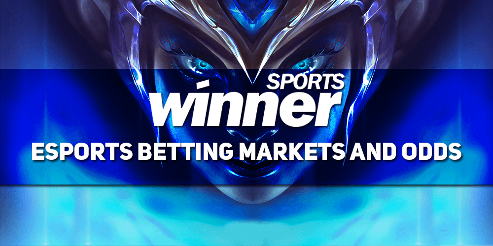 Winner Sports Esports Markets