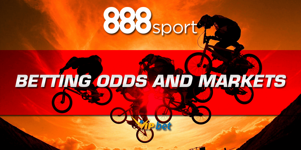 888sports Betting Odds And Markets