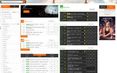 Betsson Sportsbook Overview